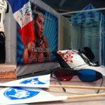 Stand CAP Mer et Montagne au salon sport achat hiver 2015