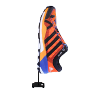 Voile Silhouette flag Adidas face