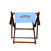 Sun lounger Ben & Jerry\'s back