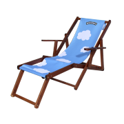 Sun lounger Ben & Jerry\'s profile