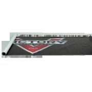 Banderole routière rouleau PVC Oeillets