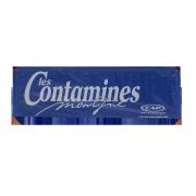 Banderole sur cadre Contamines