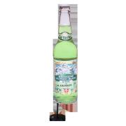 Bottle flag® banner Brasserie du Mont Blanc face
