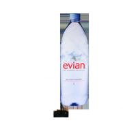 Bottle flag® banner Evian