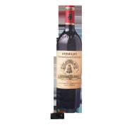 Bottle flag® banner Wine