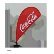 Voile Microfoil Coca-Cola