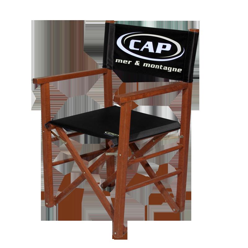 Chaise Metteur En Scene CAP Profil