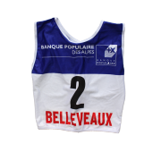 Competition bib Belleveaux