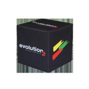 Foam cube Evolution 2