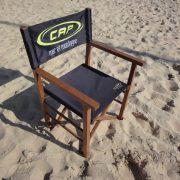Chaise metteur en scène CAP Sable