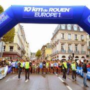 Arche gonflable 10 km Rouen 2
