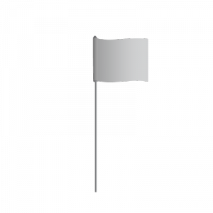 Technical drawing Golf flag