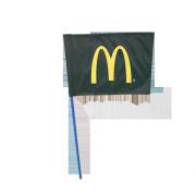Drapeau de golf McDonald's