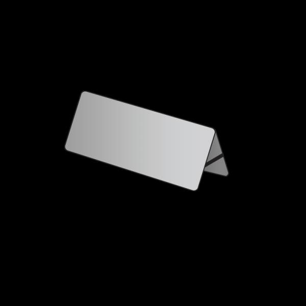 Dessin technique banderole EASY FRAME RECTANGULAIRE