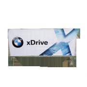 Habillage barrière Vauban BMW
