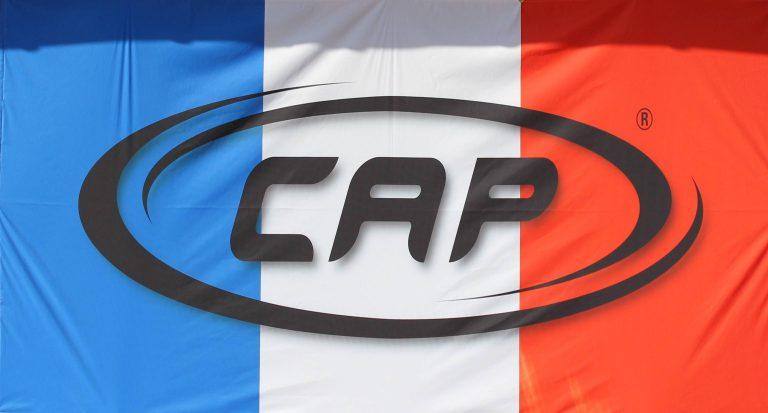 Logo CAP Bleu Blanc Rouge