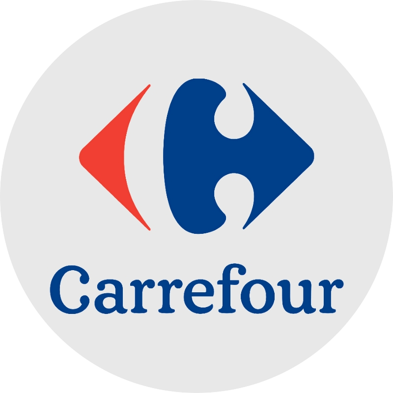 Logo Carrefour rond 800x800