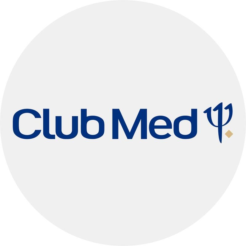 Logo Club Med rond 800x800