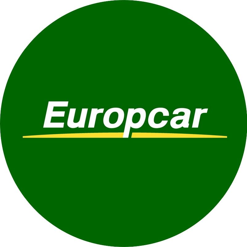 Logo Europcar rond 800x800