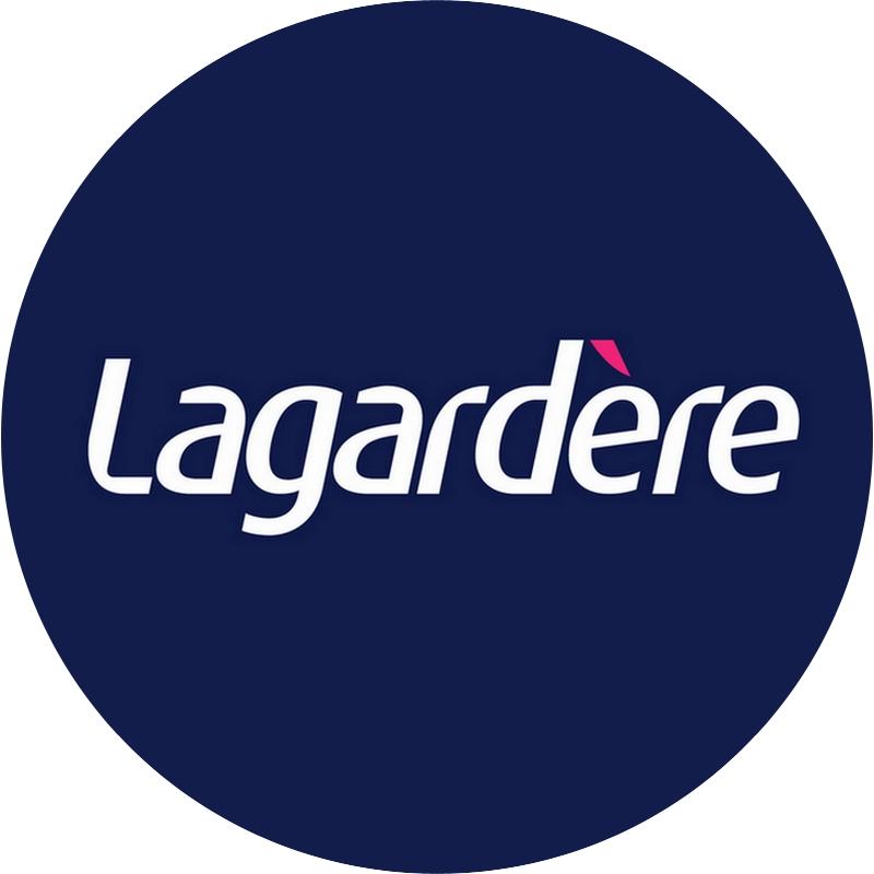 Logo Groupe Lagardère rond 800x800