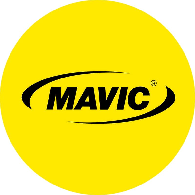 Logo Mavic Rond détouré