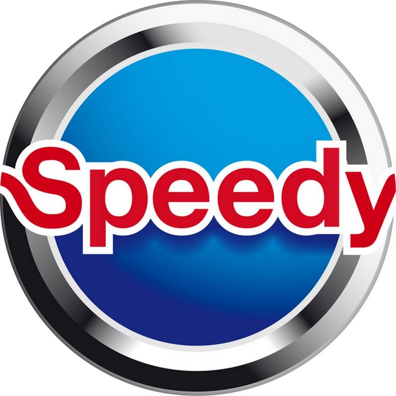 Logo Speedy rond 800x800