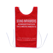 Dossard eco-multisports Infirmiers