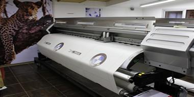 Imprimante numérique à jet d'encre