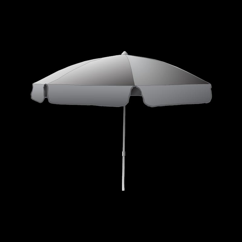 Parasol cap mer et montagne - Dessin parasol ...