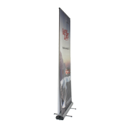 Roll-up double Renault profil