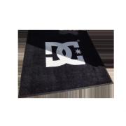 Square carpet low fiber DC