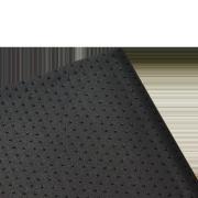 Tapis rectangulaire fibre rase Evolution 2 zoom anti-glisse
