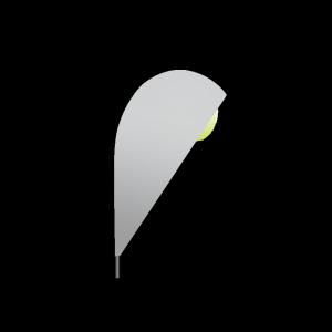 Dessin technique voile Microfoil