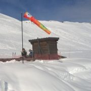 Windsock Wise Ride snowpark