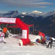 Arche gonflable Contamines 2