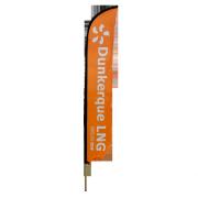 Windflex banner EDF Dunkerque 2