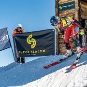 Banderole maille ajourée Super Slalom