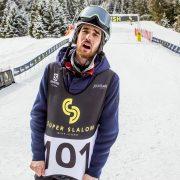Dossard compétition Super Slalom