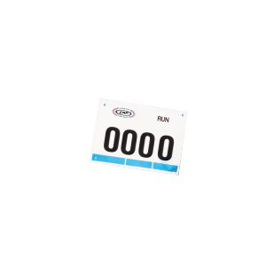 Dossard papier indéchirable - 500
