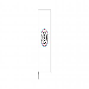 Voile Kakémono 3 460 cm
