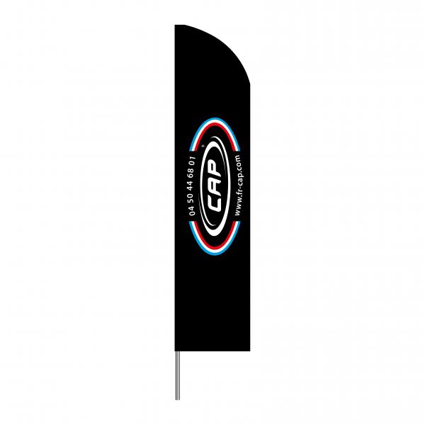 Voile Windvolume 690 cm