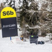 Borne kilométrique CAP Super Slalom