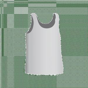 Technical drawing Strip tank top