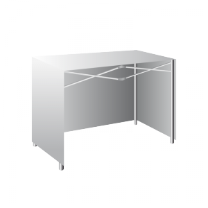 Technical drawing Folding table
