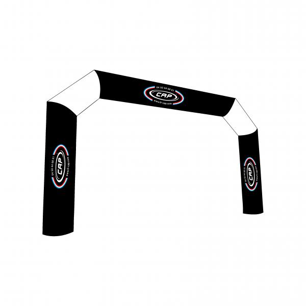Arche gonflable statique