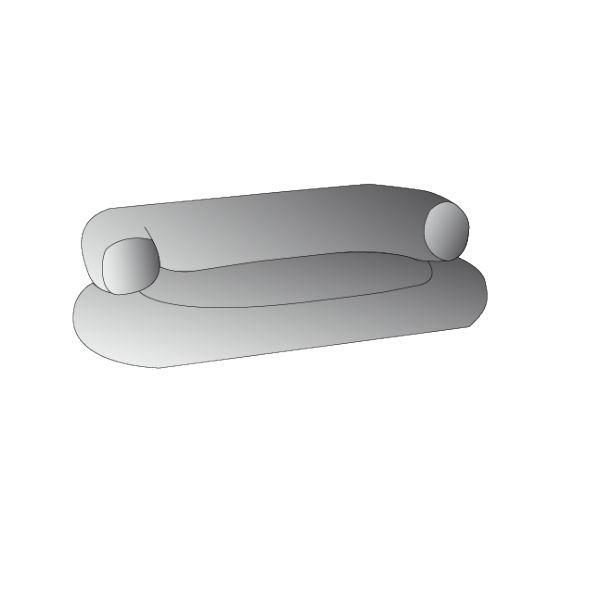 Canapé gonflable
