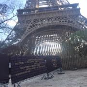 Housse de barrière Vauban Tour Eiffel