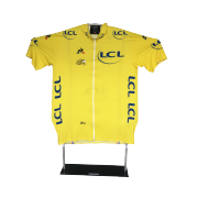 Silhouette Flag Maillot jaune